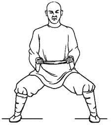 Kung Fu Basics: Stances 55