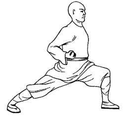 Kung Fu Basics: Stances 56