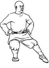 Kung Fu Basics: Stances 57