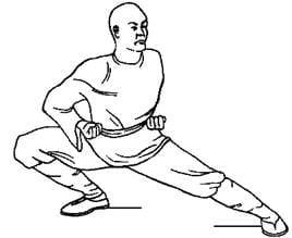 Kung Fu Basics: Stances 58