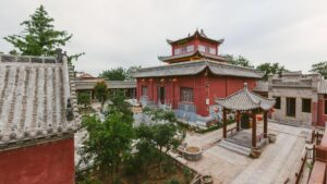 How to choose a kung fu school in a Chinese monastery 4