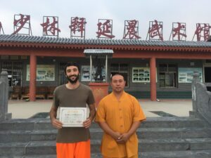 Shaolin kung fu certification 4
