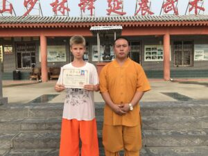 Shaolin kung fu certification 7