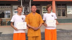 Shaolin kung fu certification 5