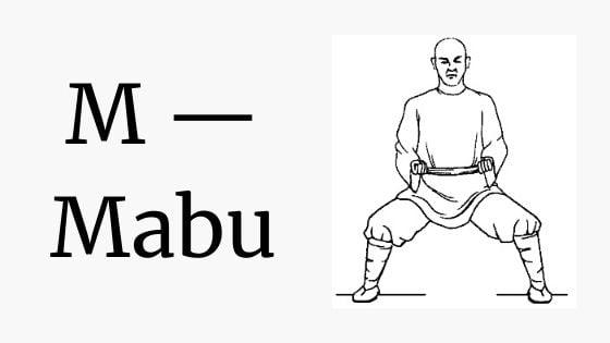 Kung Fu Basics: Stances 12